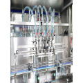 Hand Sanitizer Filling Capping Labeling Packaging Machine